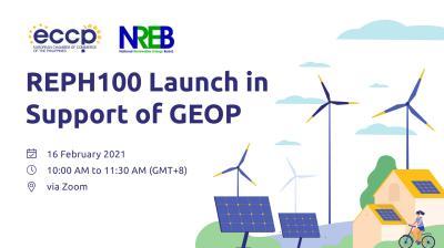 NREB-ECCP REPH100 Launch in Support of GEOP