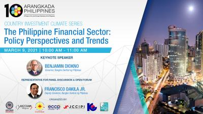 The Philippine Financial Sector: Policy Perspective and Trends