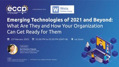 Emerging Technologies of 2021 and Beyond