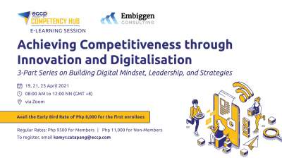 Achieving Competitiveness through Innovation and Digitalisation