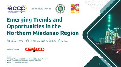 Emerging Trends and Opportunities in the Northern Mindanao Region