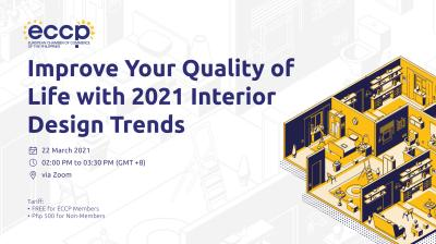 Improve Your Quality of Life with 2021 Interior Design Trends