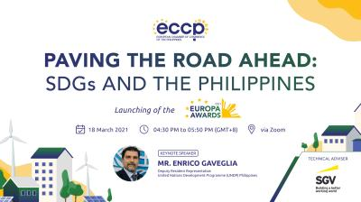 Paving the Road Ahead: SDGs and the Philippines