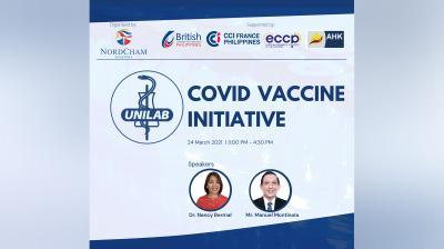 Unilab's COVID Vaccine Initiatives