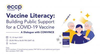 Vaccine Literacy: Building Public Support for COVID-19 Vaccine