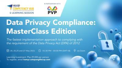 Data Privacy Compliance: Masterclass Edition