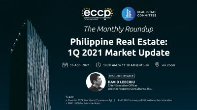 The Monthly Roundup | Philippine Real Estate: 1Q 2021 Market Update
