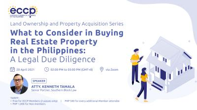 What to Consider In Buying Real Estate Property in the Philippines: A Legal Due Diligence