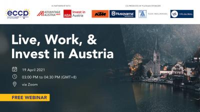 Live, Work and Invest in Austria