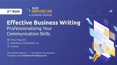 Effective Business Writing: Professionalizing Your Communication Skills