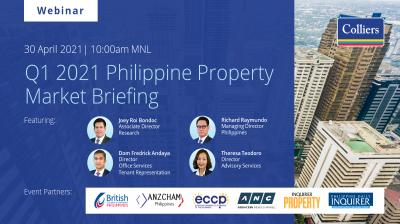 Event Name: Q1 2021 Property Market Briefing
