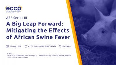A Big Leap Forward: Mitigating the Effects of African Swine Fever