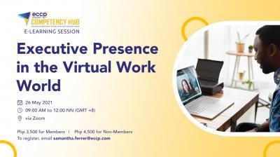 Executive Presence in the Virtual Work World