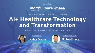 AI+ Healthcare Technology and Transformation