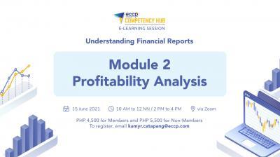 Profitability Analysis Module