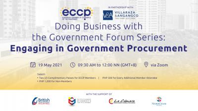 Doing Business with the Govt Series: Engaging in Government Procurement