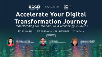 Accelerate Your Digital Transformation Journey: Understanding On Demand Cloud Technology Solutions