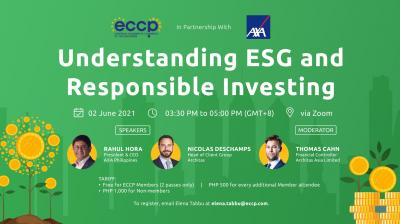 Understanding ESG and Responsible Investing