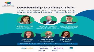 Leadership during Crisis: Mental Health & COVID-19
