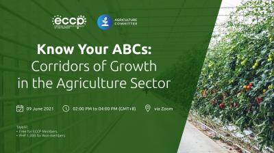 Know Your ABCs: Corridors of Growth in the Agriculture Sector