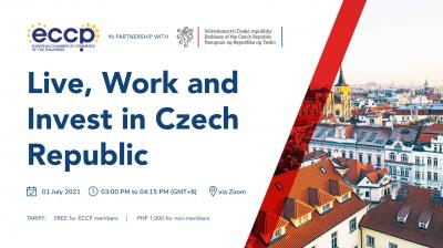 Live, Work and Invest in Czech Republic