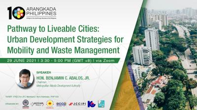 Pathway to Liveable Cities: Urban Development Strategies for Mobility and Waste Management