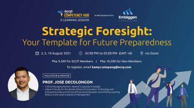 Strategic Foresight: Your Template for Future Preparedness