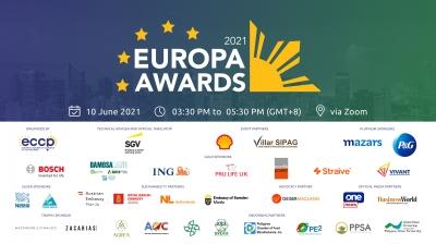 ECCP Europa Awards 2021