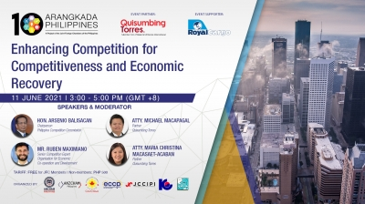 Enhancing Competition for Competitiveness and Economic Recovery