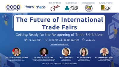 The Future of International Trade Fairs: Getting Ready for the Re-opening of Trade Exhibitions