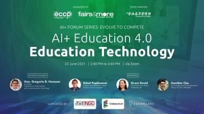 AI+ Education 4.0 | Education Technology