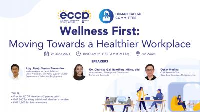 Wellness First: Moving Towards a Healthier Workplace