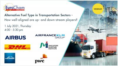 Alternative Fuel Type in Transportation Sectors – How well-aligned are up- and down-stream Players?