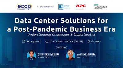 Data Center Solutions for a Post-Pandemic Business Era : Understanding Challenges & Opportunities