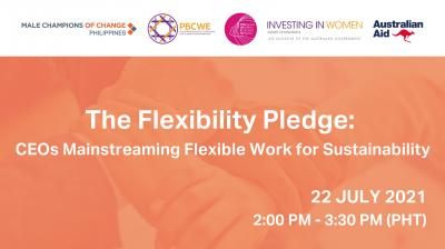 The Flexibility Pledge: CEOs Mainstreaming Flexible Work for Sustainability