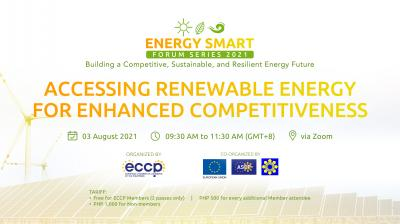 Accessing Renewable Energy for Enhanced Competitiveness