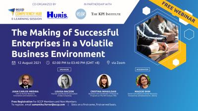 The Making Of Successful Enterprises In A Volatile Business Environment
