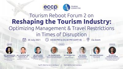 Tourism Reboot 2: Optimizing Management & Travel Restrictions in Times of Disruption