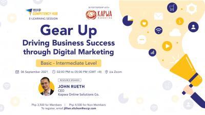 GEAR UP: Driving Business Success through Digital Marketing