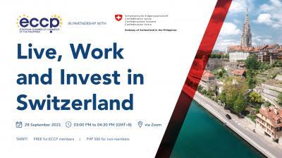 Live, Work and Invest in Switzerland