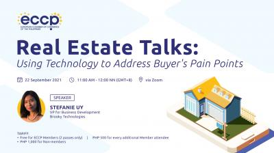 Real Estate Talks: Using Technology to Address Buyer's Pain Points