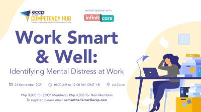 Work Smart & Well: Identifying Mental Distress at Work