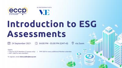 Introduction to ESG Assessments