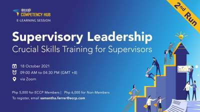 Supervisory Leadership: Crucial Skills Training for Supervisors (2nd Run)