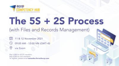The 5S + 2S Process (with Files and Records Management)
