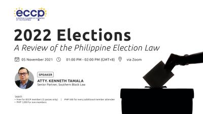 2022 Elections: A Review of the Philippine Election Law