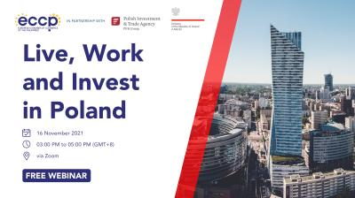 Live, Work and Invest in Poland