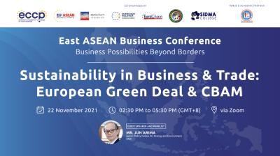 EABC: Sustainability in Business and Trade: European Green Deal and CBAM